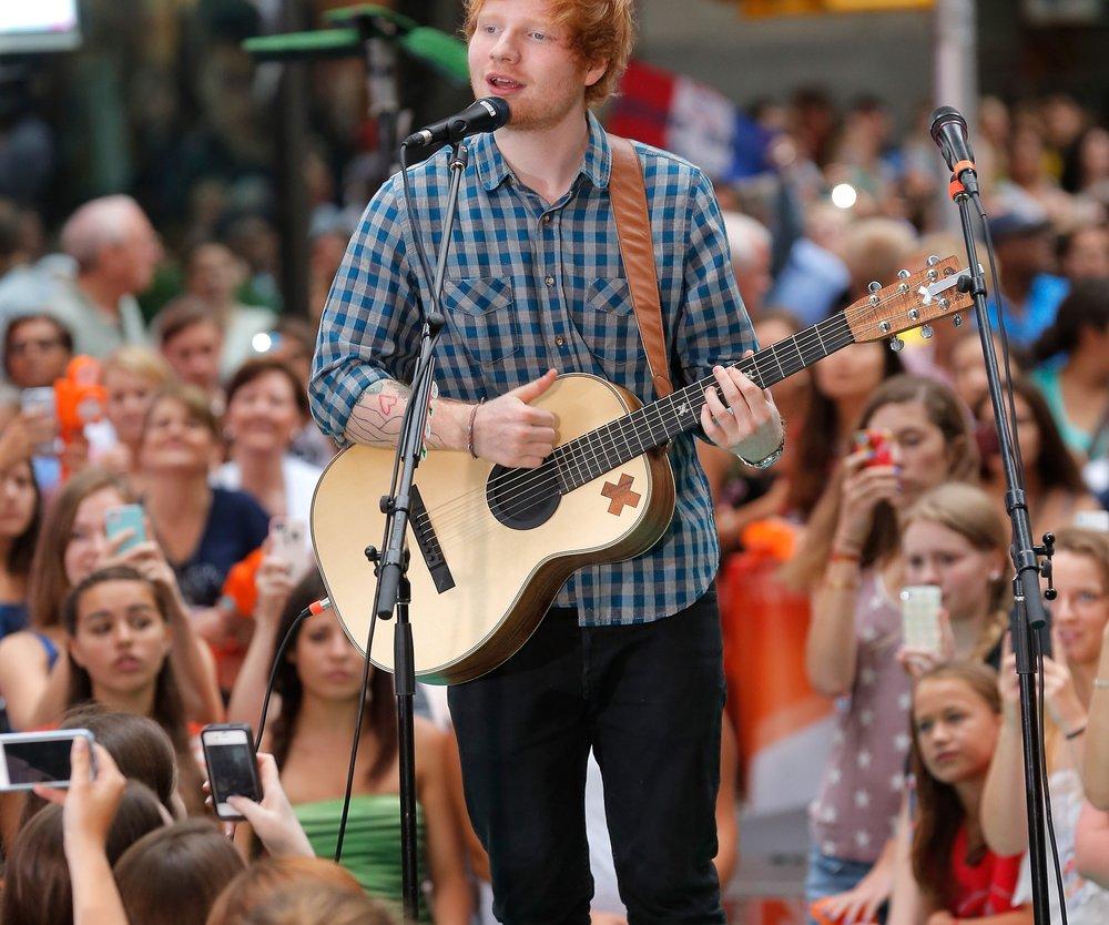 Ed Sheeran ließ sich von Harry Styles zu Lovesong inspirieren