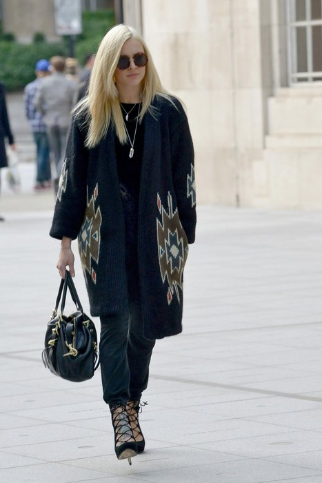 Fearne Cotton in London