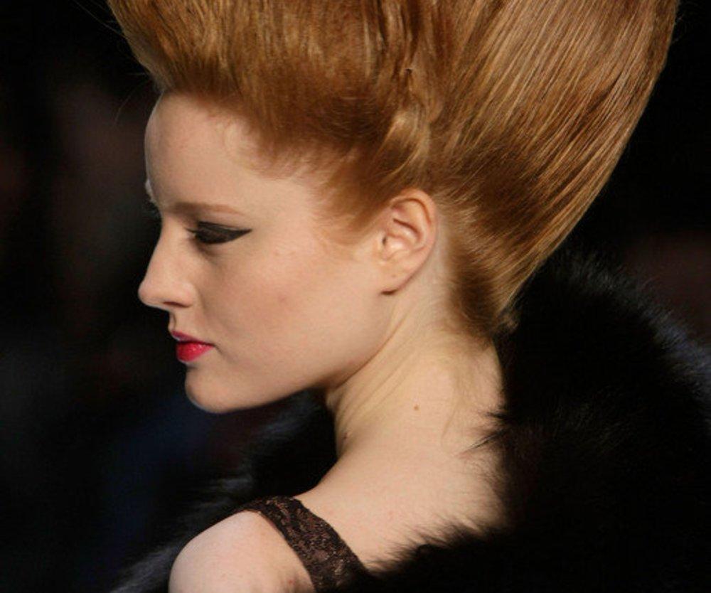 Make Up Trends von der Fashion Week