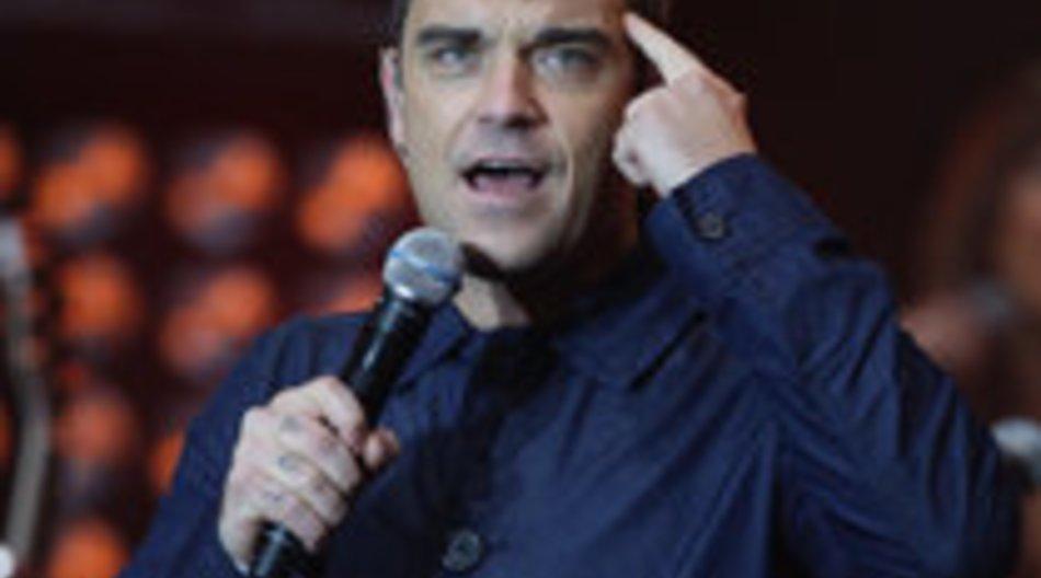 Robbie Williams: Findet Jackson-Familie eigenartig