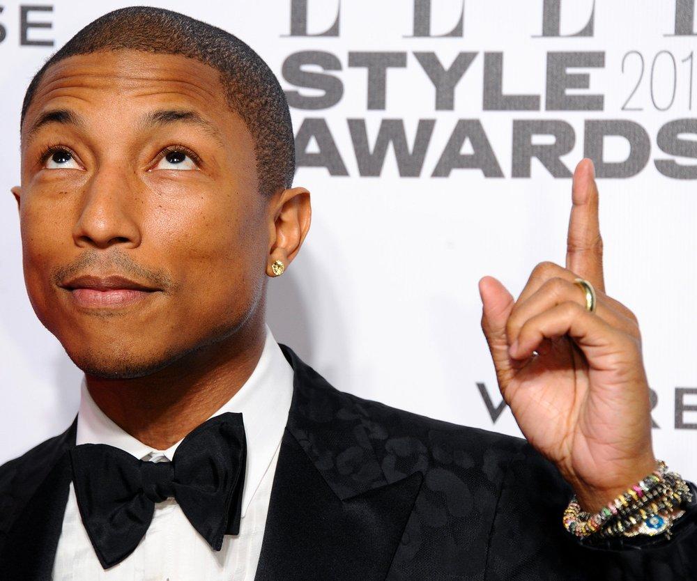 Pharrell Williams bringt ein neues Album heraus