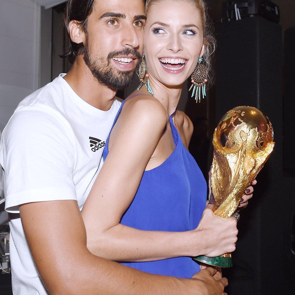 Lena Gercke und Sami Khedira haben sich getrennt
