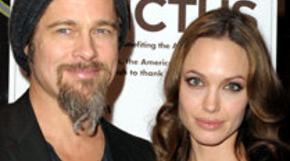 Brad Pitt und Angelina Jolie: Alles OK?