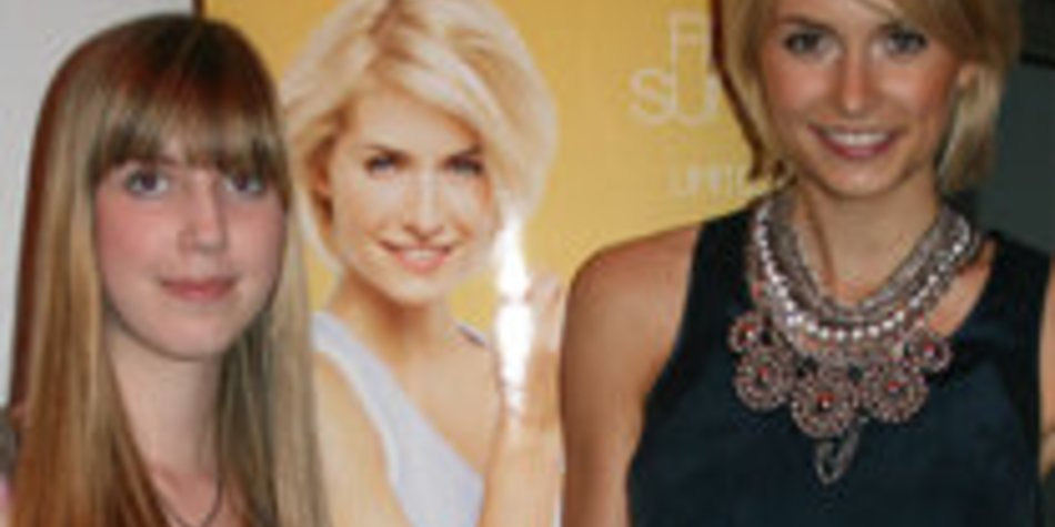 Lena Gercke hautnah im desired Interview!