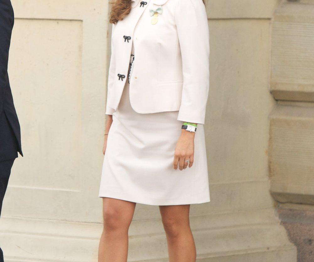 Prinzessin Madeleine hat ihre Babypfunde verloren
