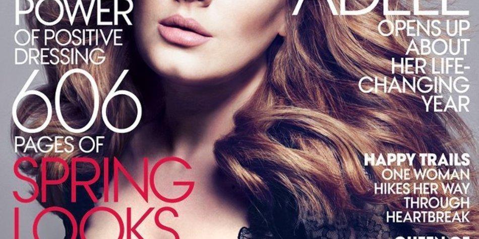Adele spricht über ihre Inspirationsquelle