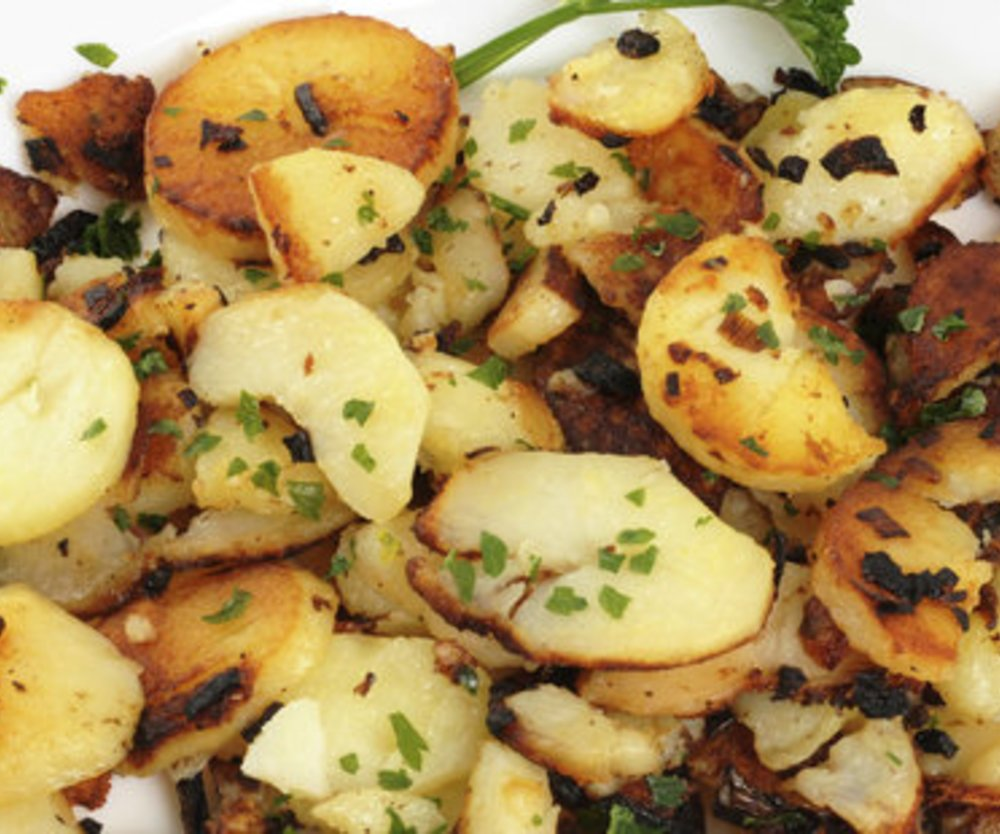 Bratkartoffeln im Ofen