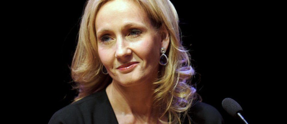 """J. K. Rowling ist über einen """"Harry Potter""""-Tod besonders traurig"""