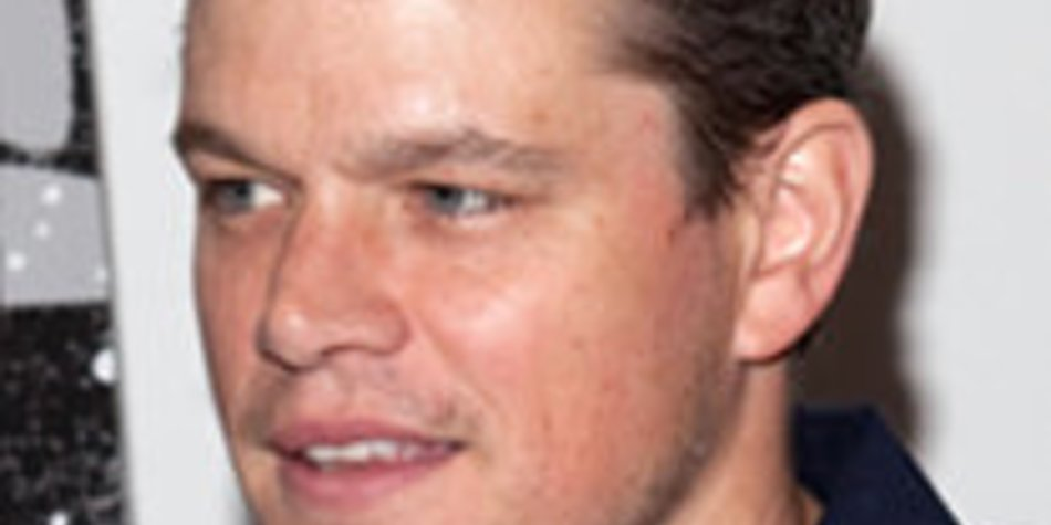 Matt Damon leidet bei Stunts!