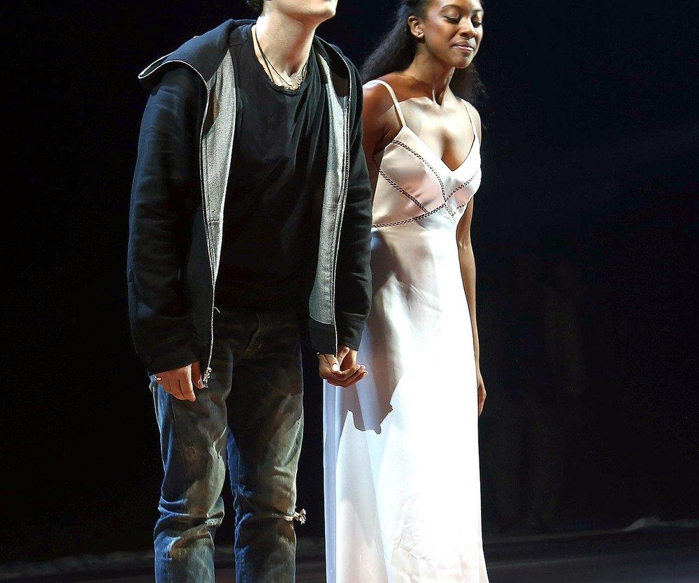 Orlando Bloom als Romeo