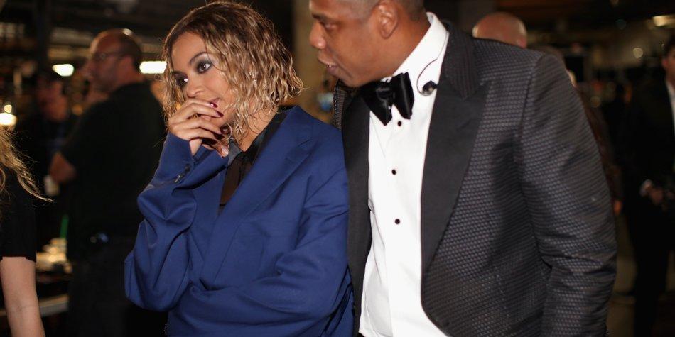 Beyonce bekommt den Hof gemacht