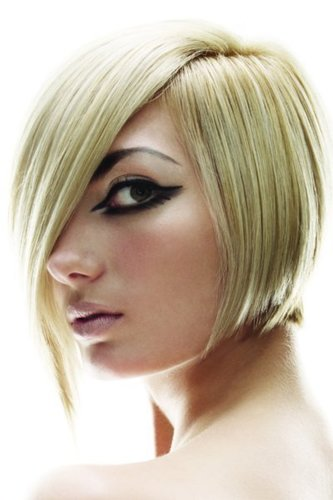 Asymmetrischer Bob im Sleek Look