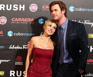 Chris Hemsworth wird zum zweiten Mal Vater