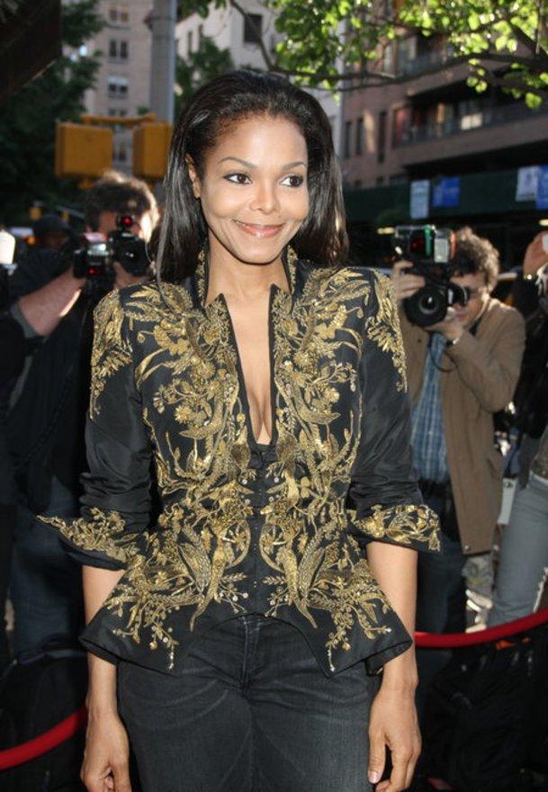 Janet Jackson plant ein Album