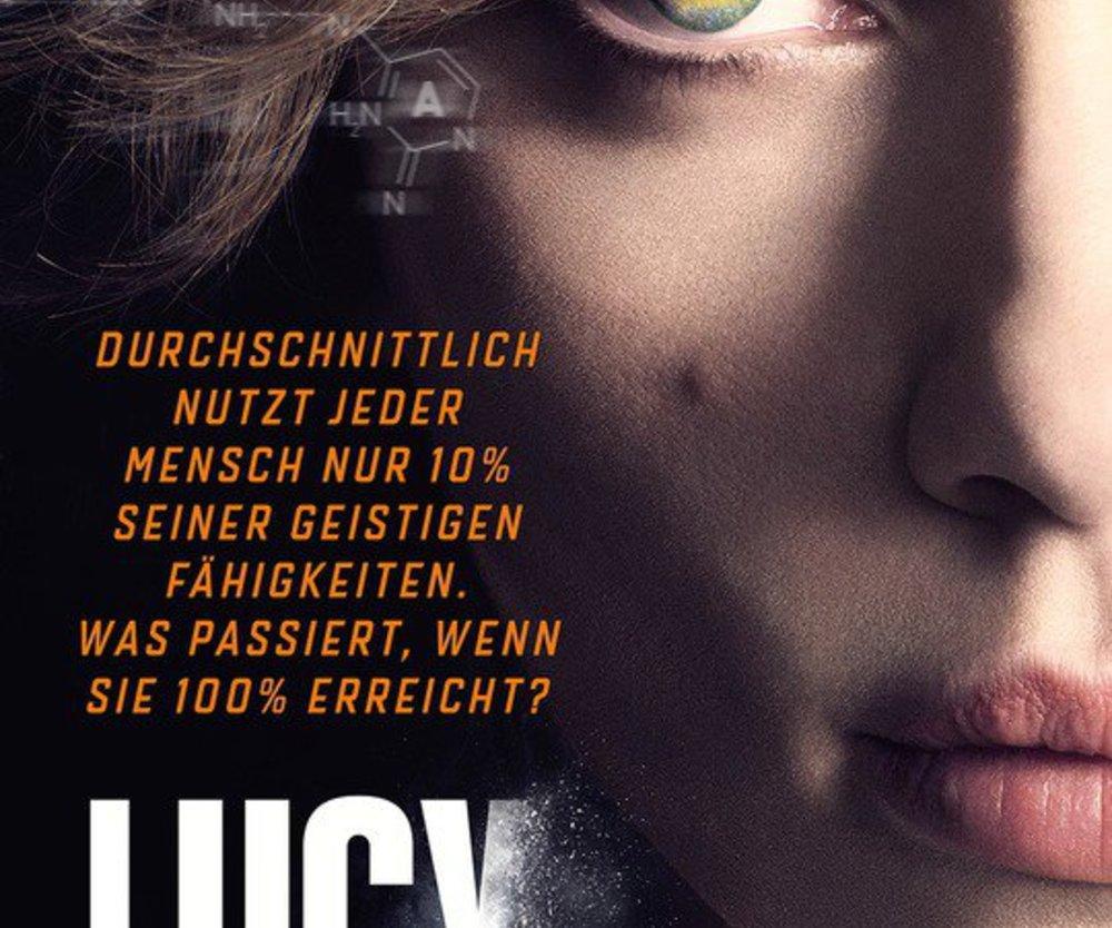 Lucy: Ein irres Action-Inferno durch Raum und Zeit