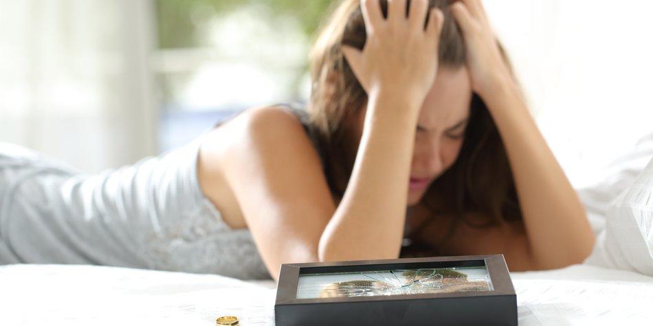 Liebeskummer: So tut es weniger weh