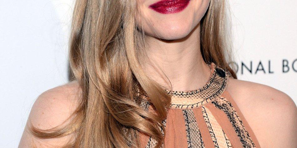Amanda Seyfried wurde zu einer Beauty-OP geraten