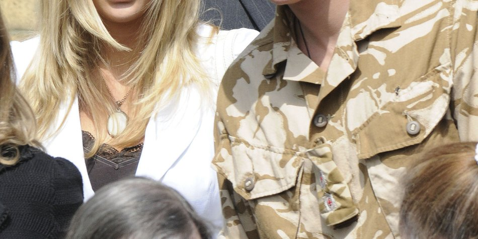 Prinz Harry: Details aus der Beziehung zu seiner Ex veröffentlicht
