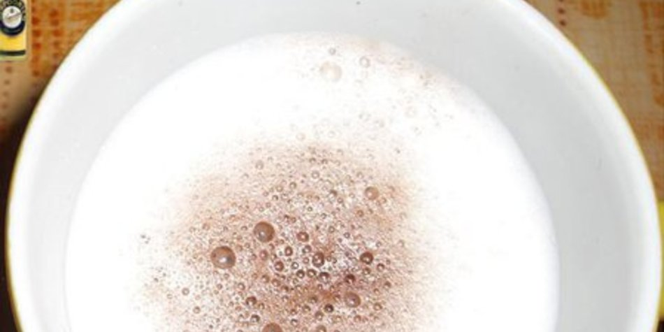 VERPOORTEN ORIGINAL Eierlikör-Eggnogg-Kaffee