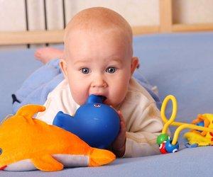 Welches Babyspielzeug ist das Richtige?