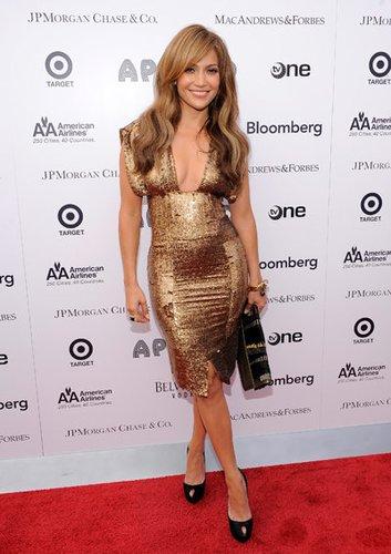 Jennifer Lopez - Die Tänzerin