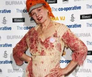 London Fashion Week: Vivienne Westwood gibt politisches Statement ab
