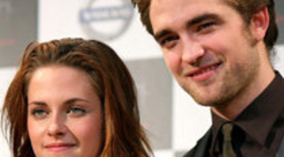 Robert Pattinson und Kristen Stewart: Voodoo-Hochzeit?