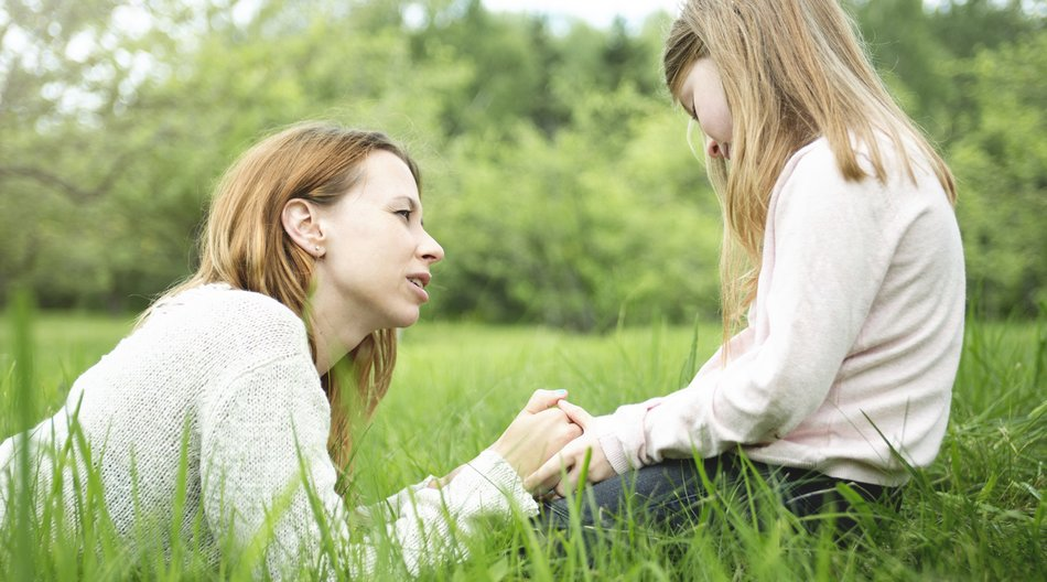 Mutter Tochter Reden