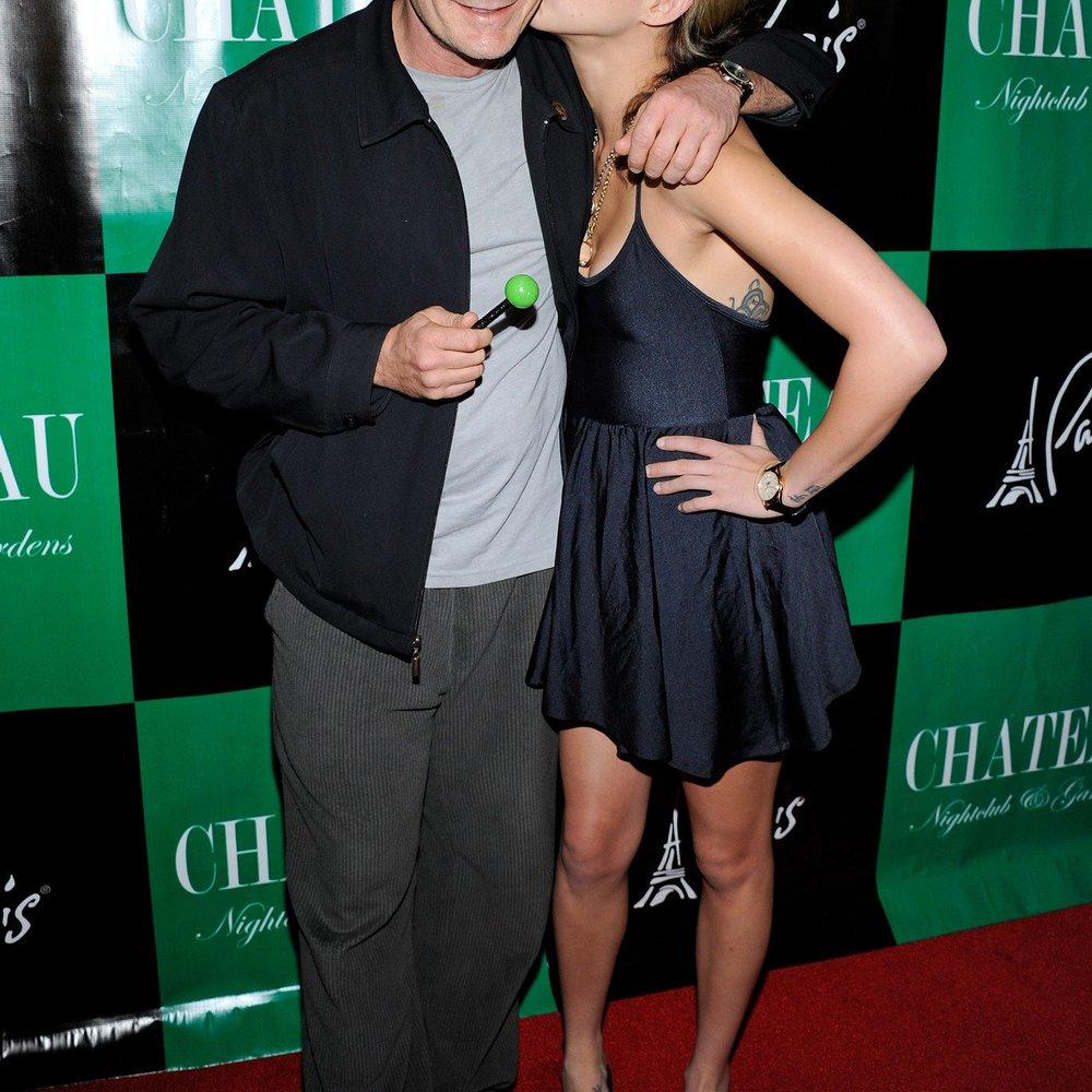 Charlie Sheen: Party nach Streit mit Lorre!