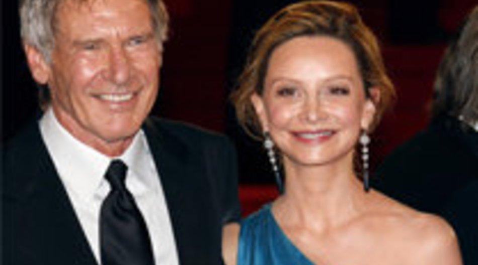 Harrison Ford und Calista Flockhart sind verlobt
