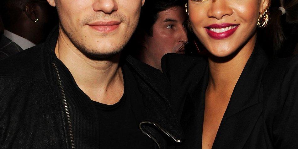 Rihanna: Sexy SMS von John Mayer