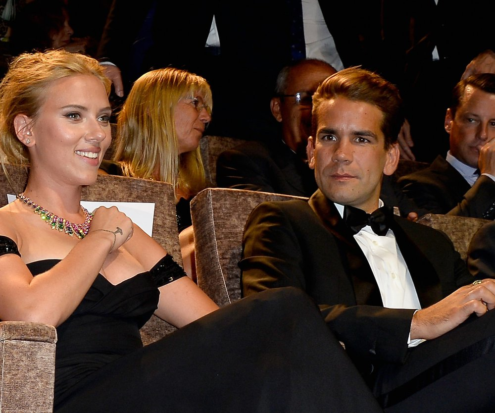 Scarlett Johansson ist gerne verlobt