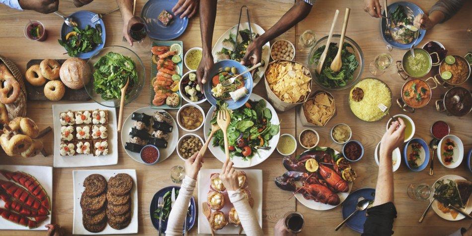 11 Schnelle Partysnacks Zum Selber Machen Desiredde
