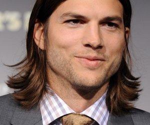 Ashton Kutcher feiert in Athen