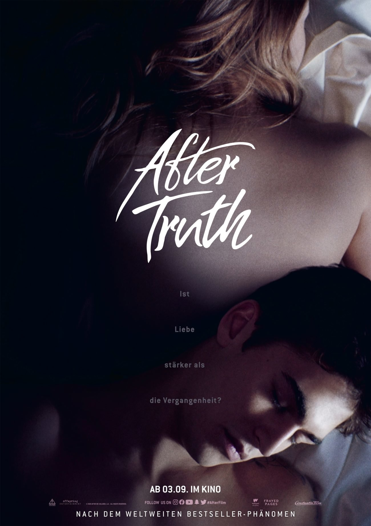 After Truth Filmplakat
