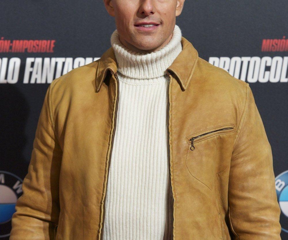 Tom Cruise braucht keinen Stuntman