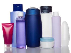 Duschgel-Flaschen