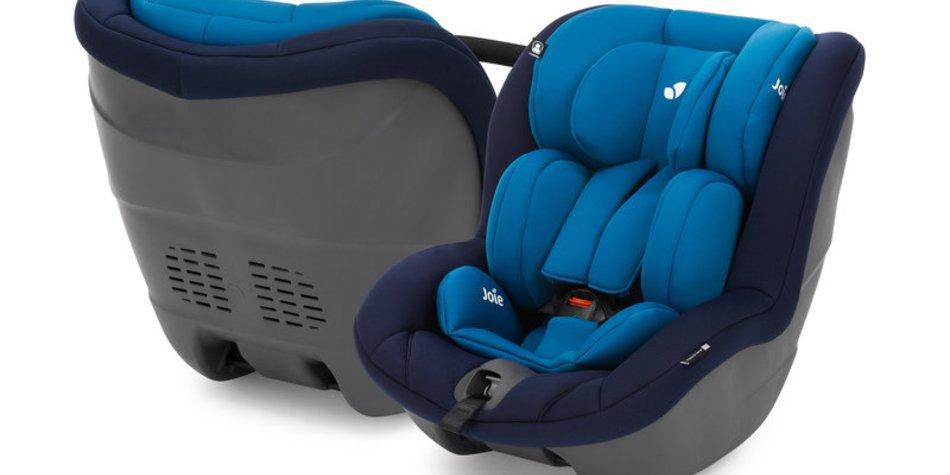 Freie Fahrt mit dem richtigen Kindersitz