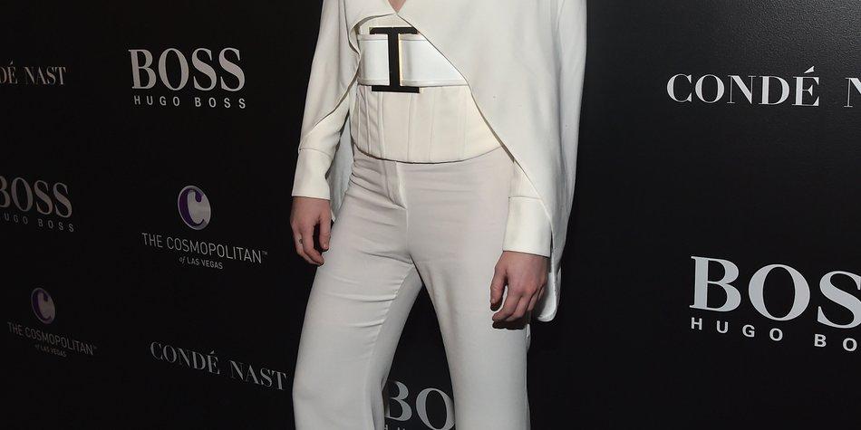 Miley Cyrus twerkte für Arnie!