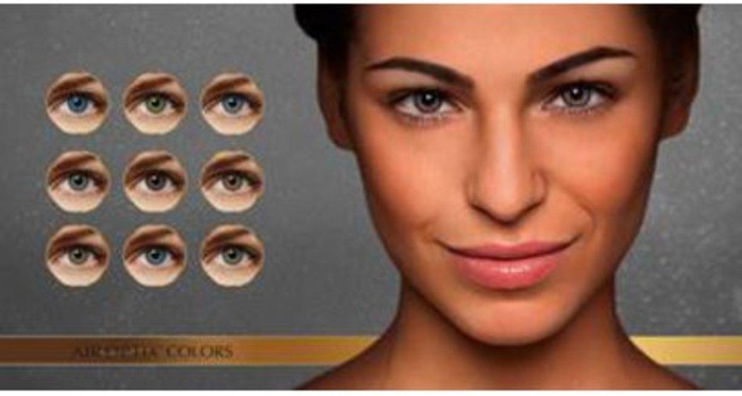 Wähle Die Augenfarbe Die Zu Dir Und Deiner Persönlichkeit Passt