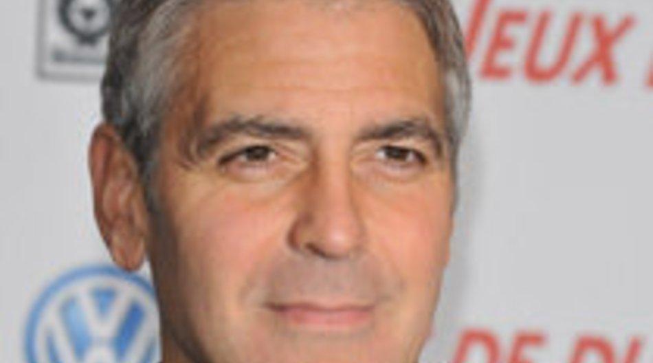 George Clooney hatte einen Unfall mit seiner Harley