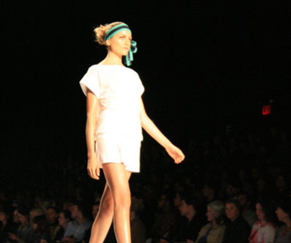 Fashion Week New York 2010: Lacoste