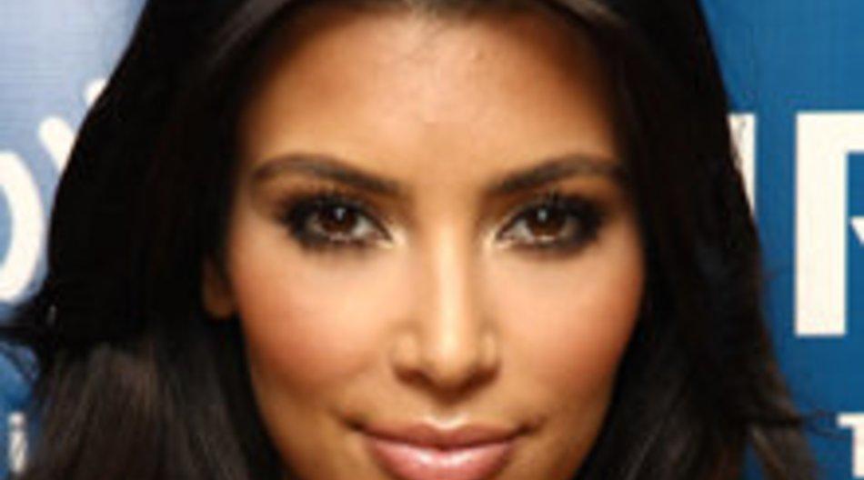 Kim Kardashian auf Promotour