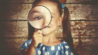 Ein eigenes Detektivbüro ist der Traum vieler Kinder!