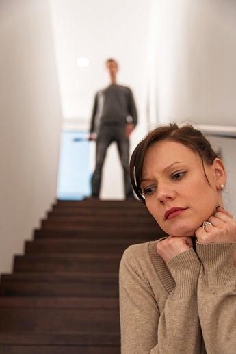 Wenn du Angst vor der Trennung hast, suche dir Hilfe.