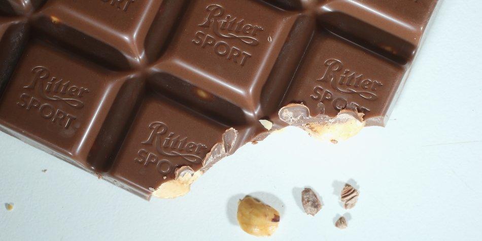 Ritter Sport nachhaltig