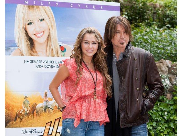 Miley Cyrus standen sich sehr nahe