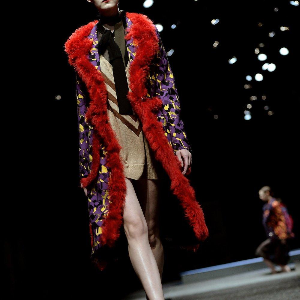 Mailand Fashion Week: Prada und die kulturelle Vergangenheit