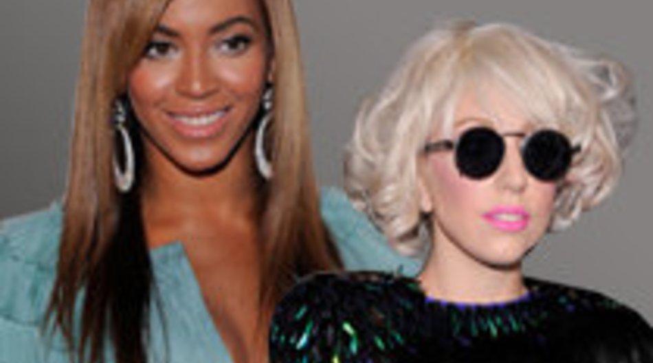 Beyoncé und Lady Gaga: Frauen in der Musik