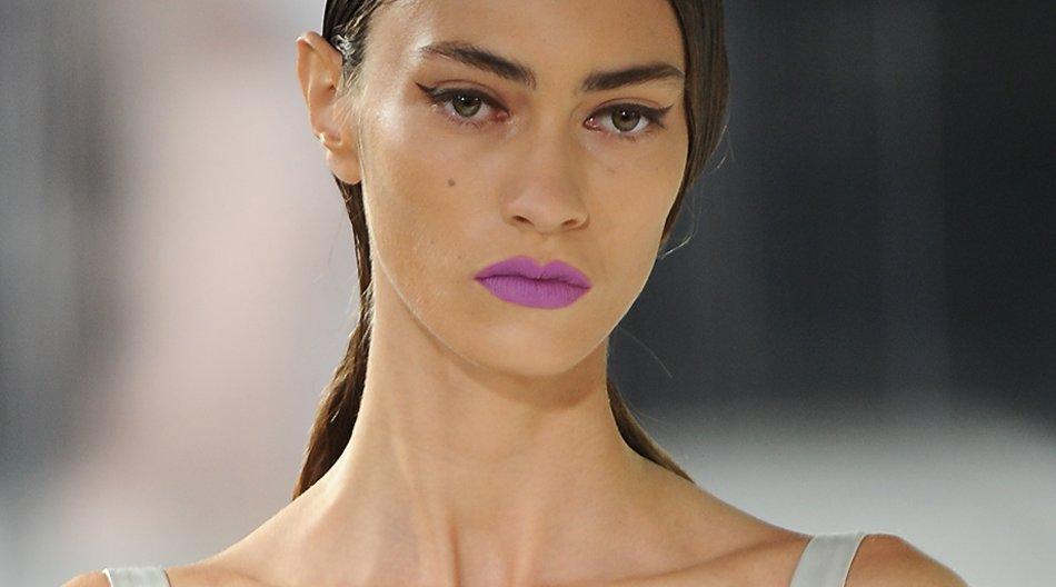 Matte Lippen